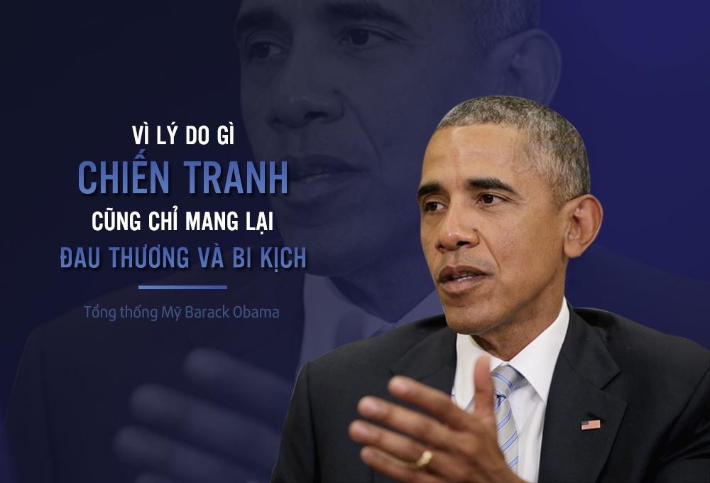 Nhung phat ngon dang nho cua Tong thong Obama tai Viet Nam hinh anh 6