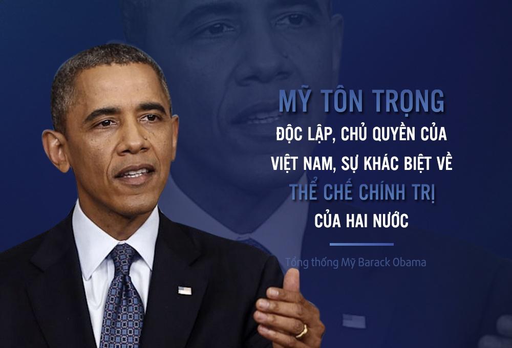 Nhung phat ngon dang nho cua Tong thong Obama tai Viet Nam hinh anh 5