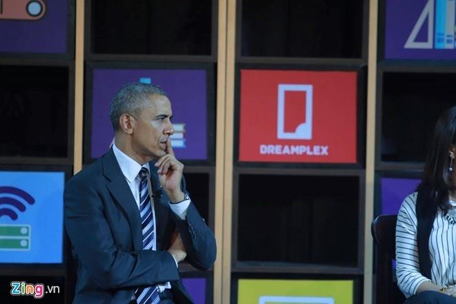 Nhung cau noi binh di cua Obama trong chuyen tham VN hinh anh 9