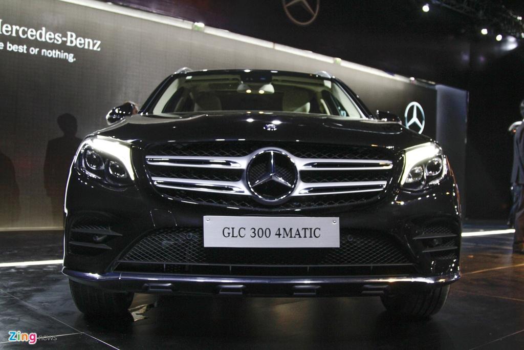 Chi tiet Mercedes-Benz GLC 300 gia 1,9 ty dong vua ra mat hinh anh 2