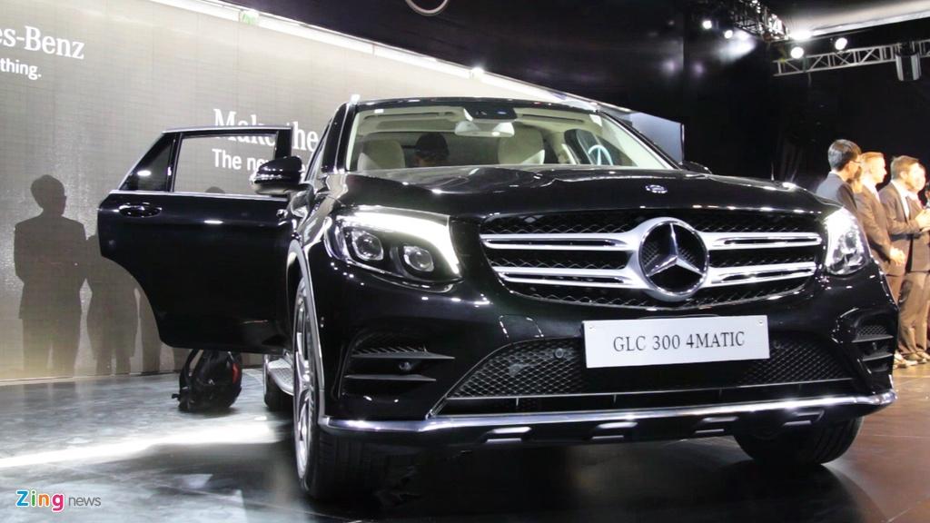 Chi tiet Mercedes-Benz GLC 300 gia 1,9 ty dong vua ra mat hinh anh 16