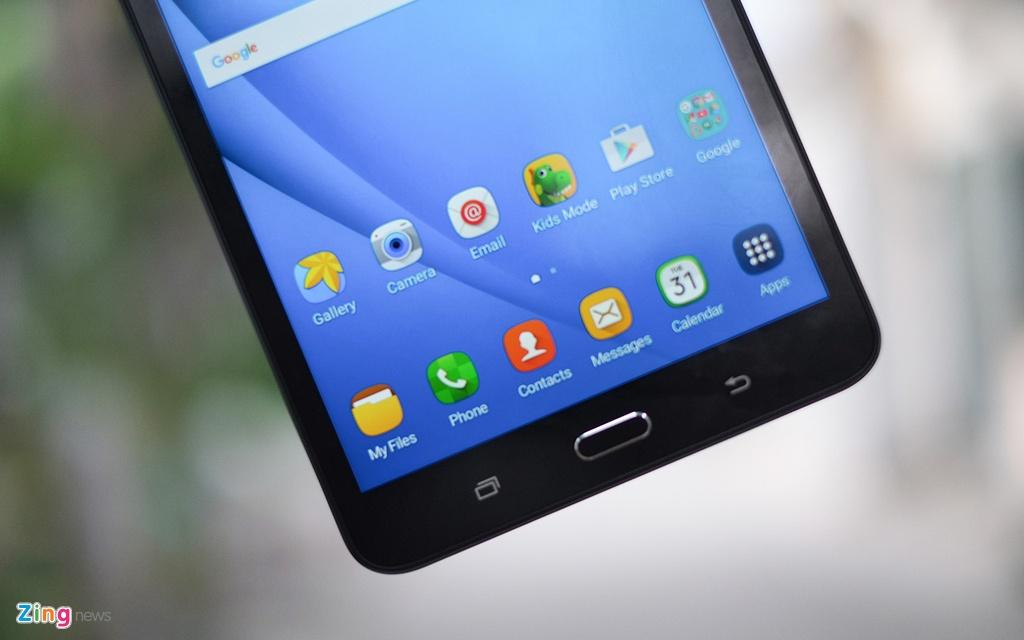 Anh Samsung Galaxy Tab A 2016 gia 4,5 trieu dong o VN hinh anh 3