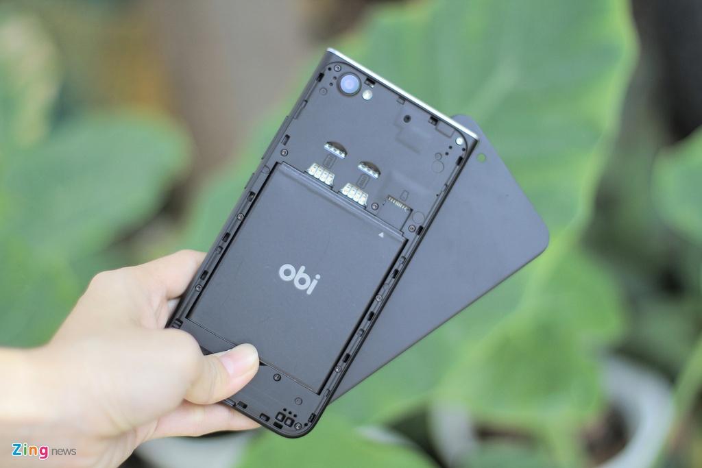 Mo hop Obi MV1 chay he dieu hanh Cyanogen tai VN hinh anh 9