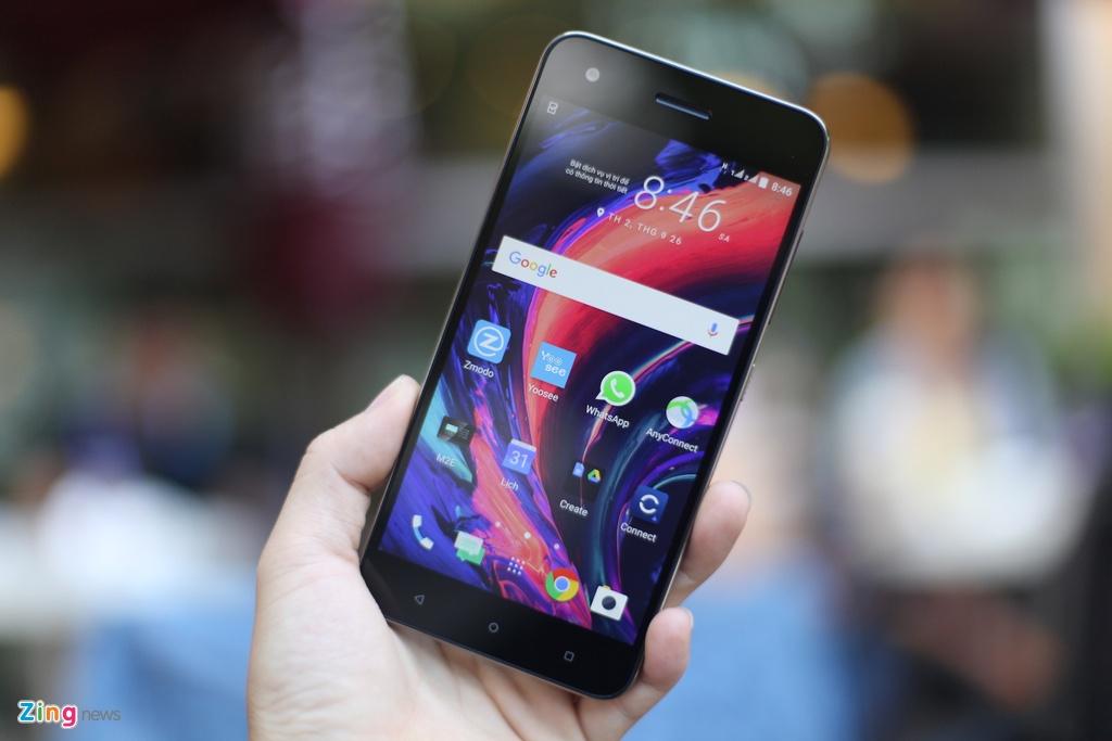 HTC Desire 10 Pro ve Viet Nam anh 1