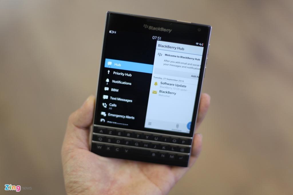 Blackberry Passport gia 5 trieu anh 7