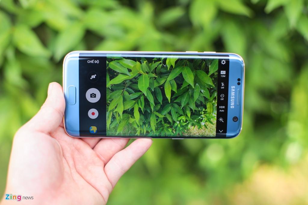 Samsung Galaxy S7 edge Blue Coral anh 13