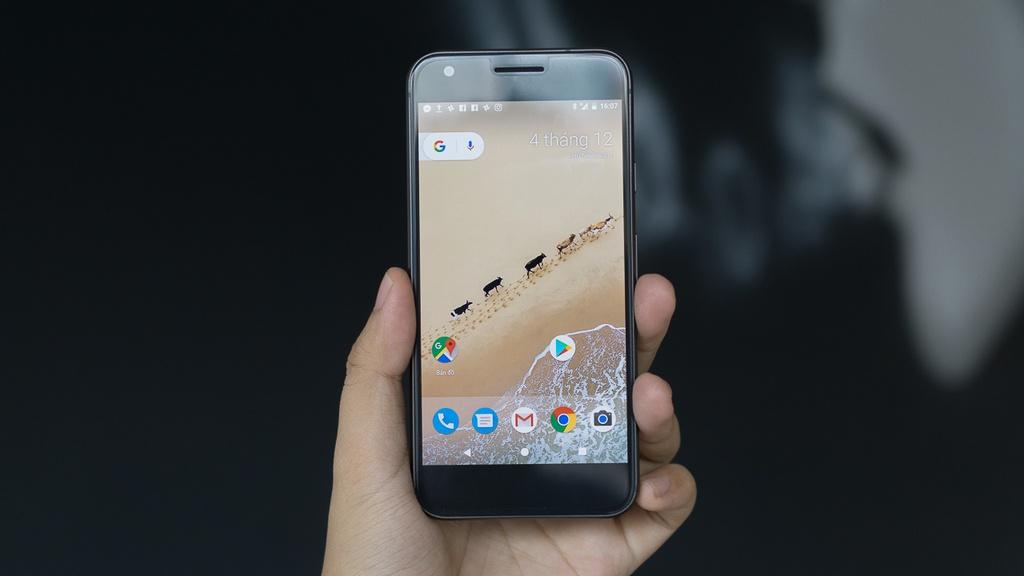 Anh Google Pixel dau tien tai Viet Nam hinh anh 2