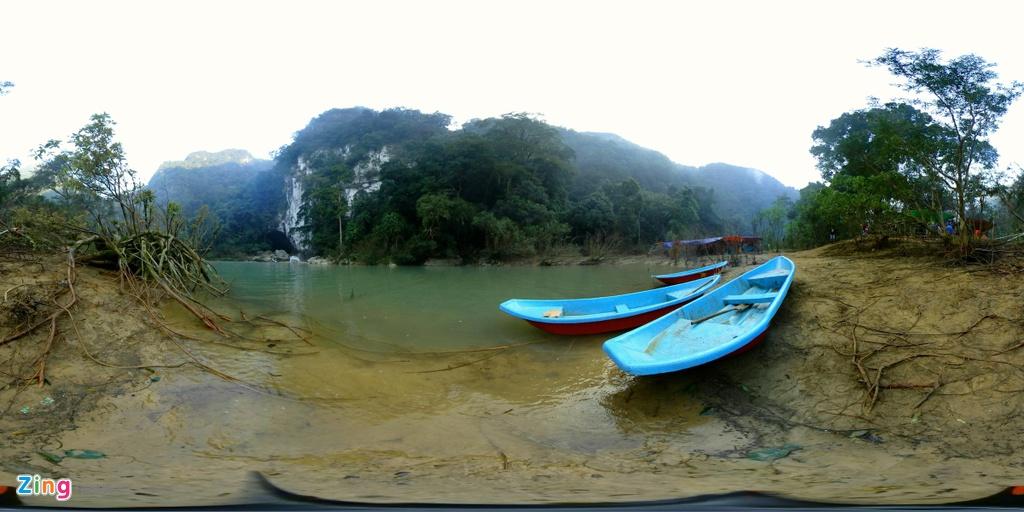 Hang Tu Lan qua ong kinh 360 do hinh anh 3