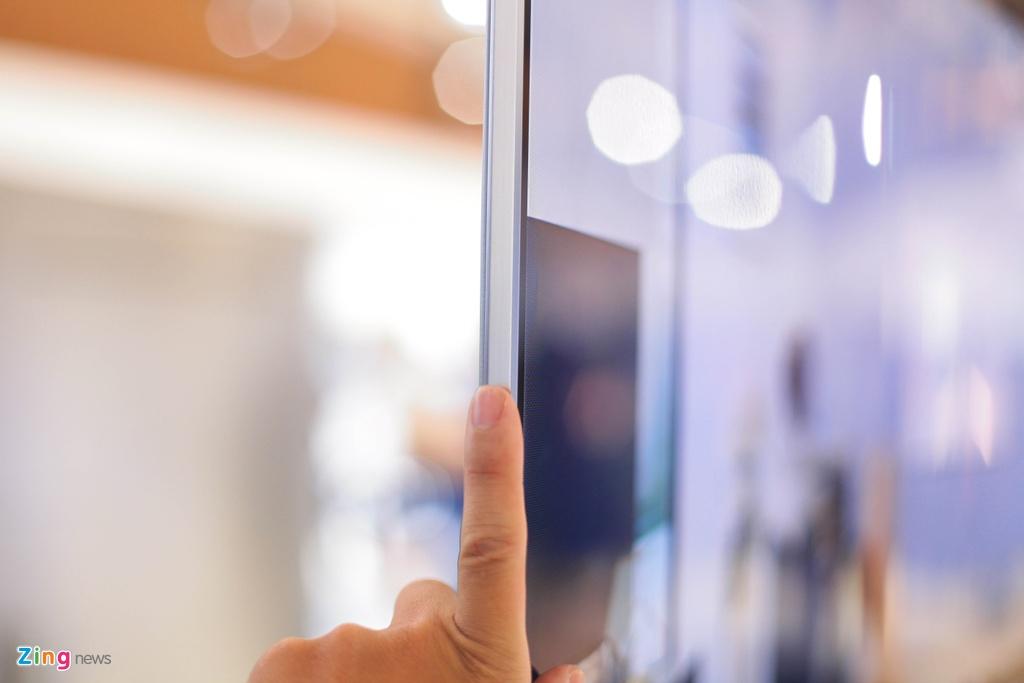Samsung QLED: TV dau tien hien thi '100% dai mau' hinh anh 5