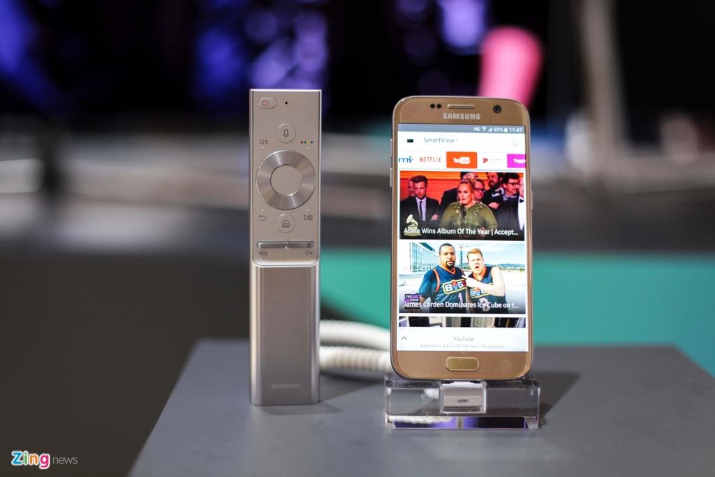 Samsung QLED: TV dau tien hien thi '100% dai mau' hinh anh 8