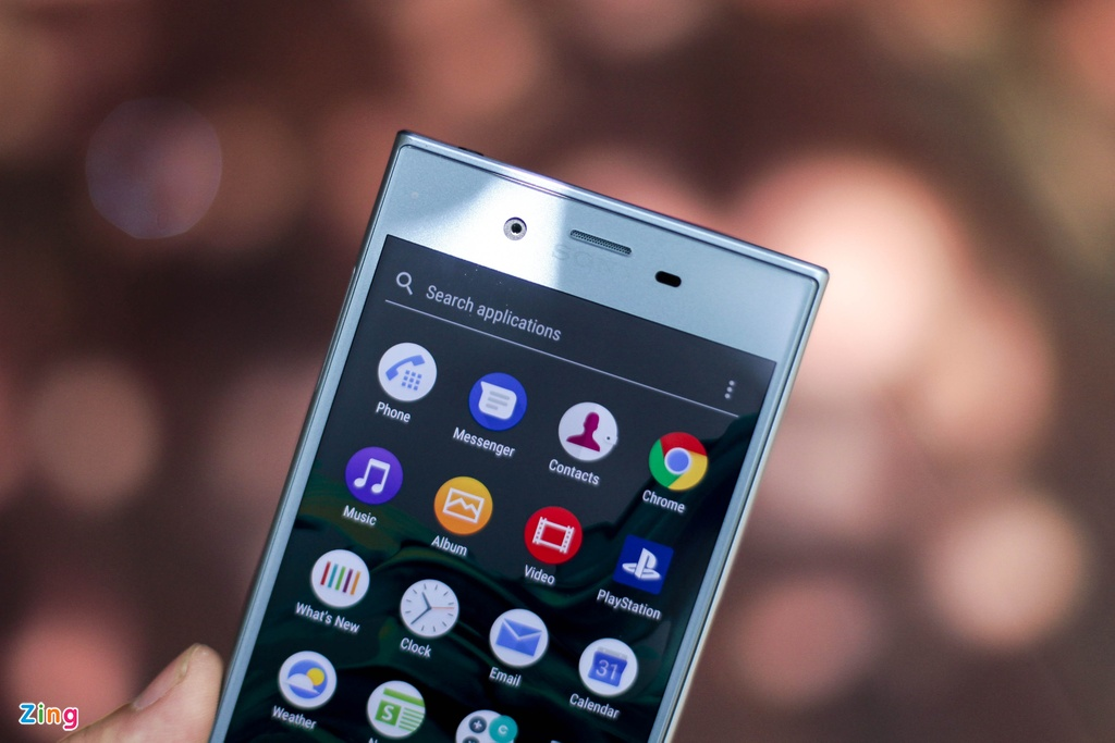Sony Xperia XZs ve Viet Nam, anh 8