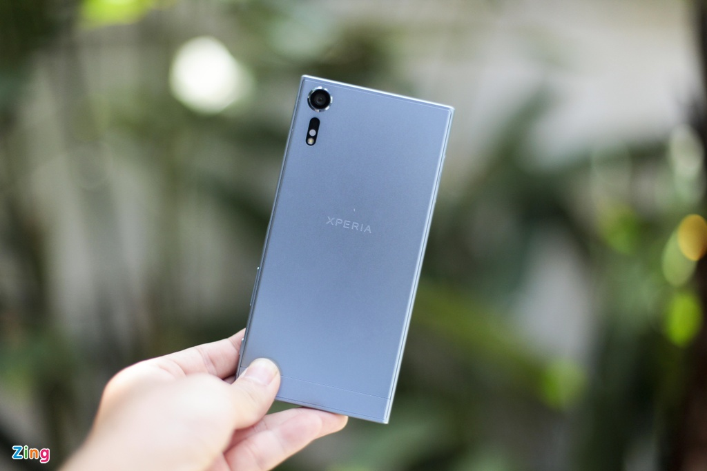 Sony Xperia XZs ve Viet Nam, anh 6