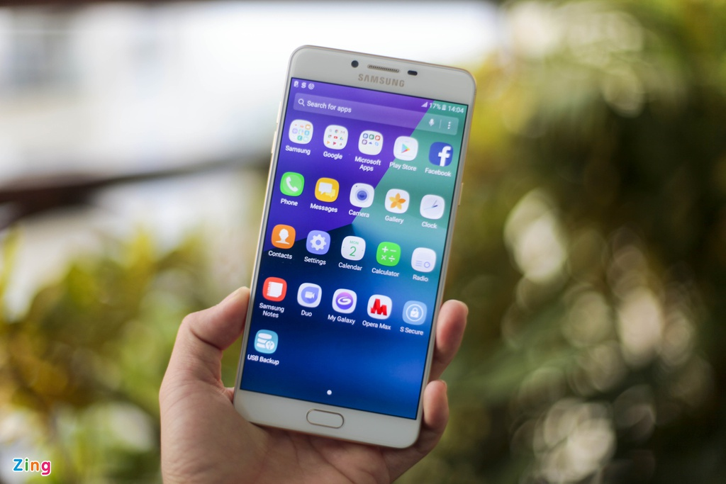 Anh smartphone RAM 6 GB dau tien cua Samsung sap ban tai VN hinh anh 11