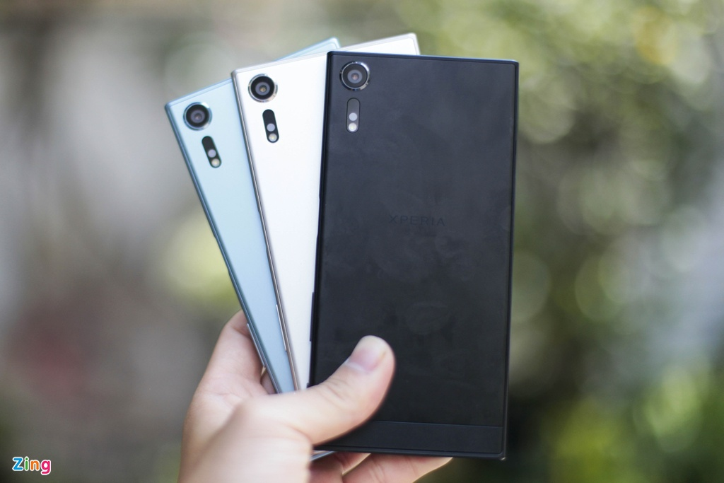 Sony Xperia XZs ve Viet Nam, anh 1