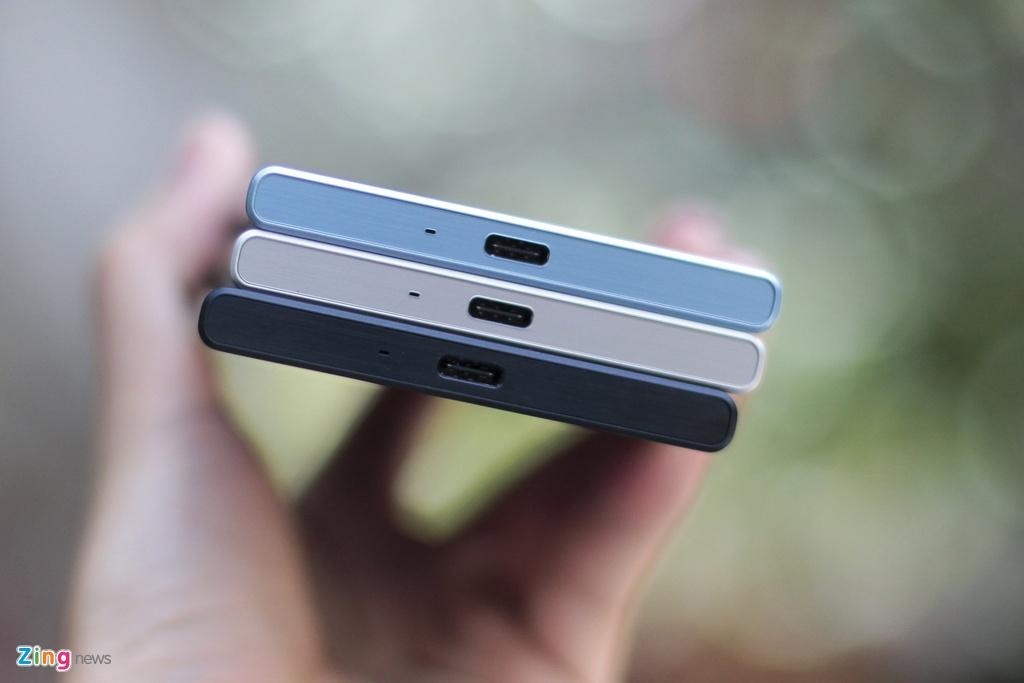 Anh thuc te Sony Xperia XZs gia 14,9 trieu tai Viet Nam hinh anh 5