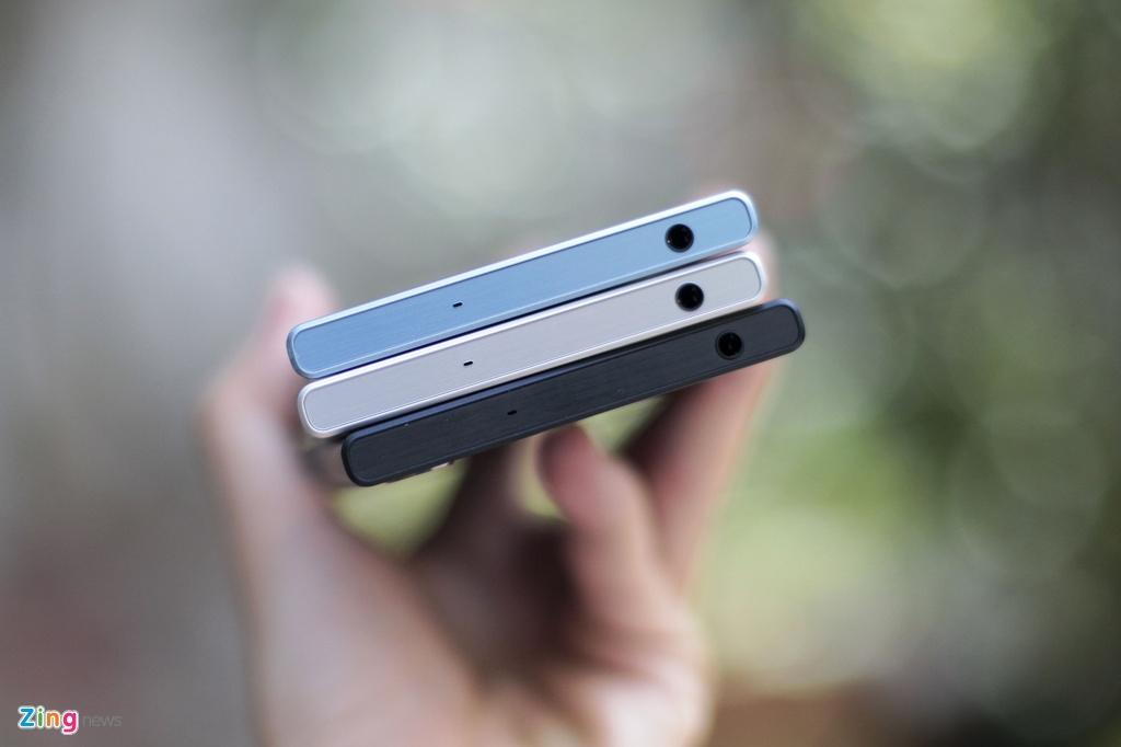 Anh thuc te Sony Xperia XZs gia 14,9 trieu tai Viet Nam hinh anh 4