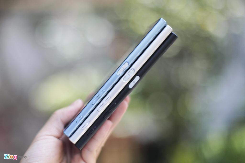 Anh thuc te Sony Xperia XZs gia 14,9 trieu tai Viet Nam hinh anh 2