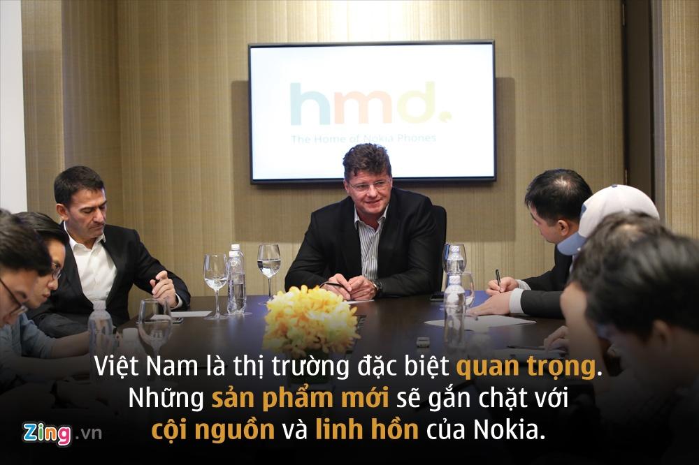 Nokia quay lai Viet Nam anh 4