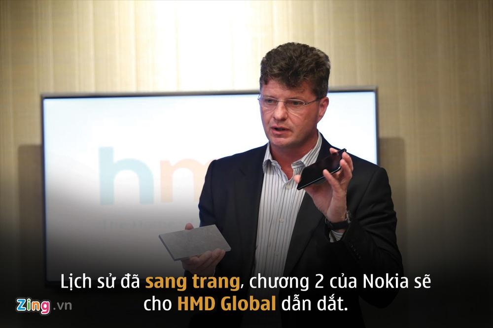 Nokia quay lai Viet Nam anh 1