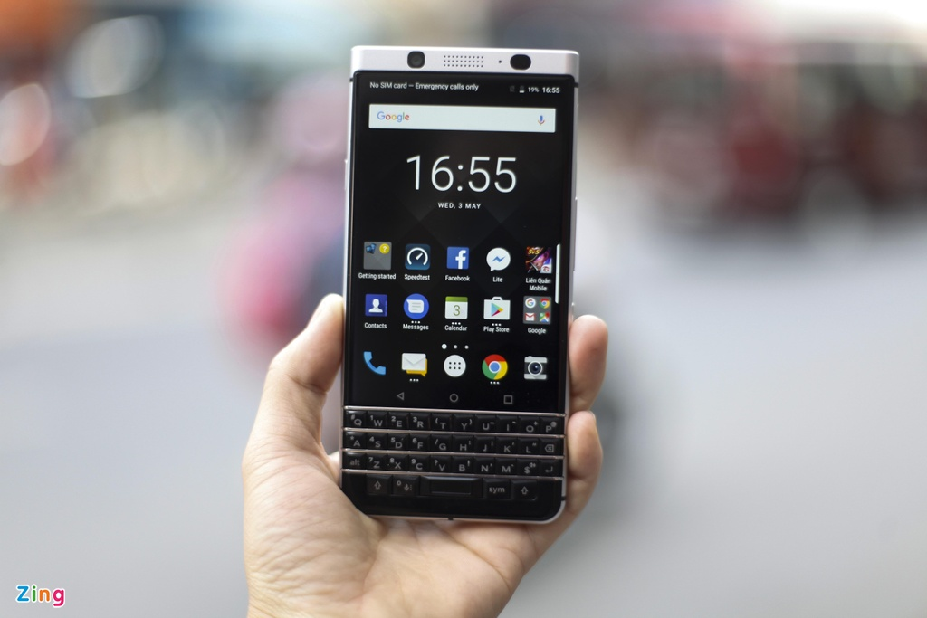 BlackBerry KeyOne anh 3