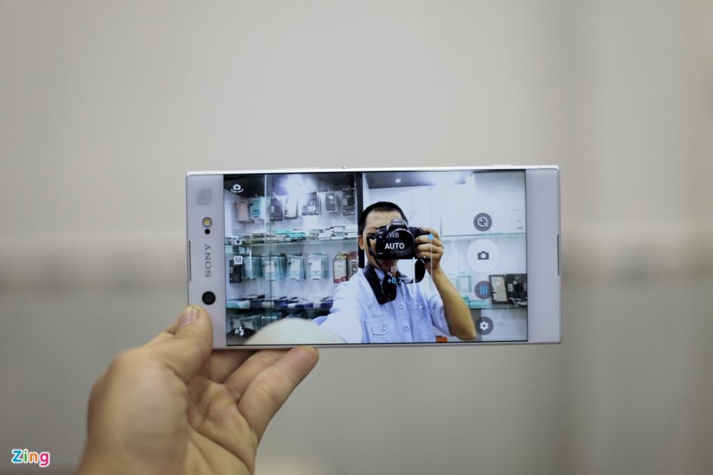 Mo hop Sony Xperia XA1 Ultra RAM 4G, camera 23 MP gia 8 trieu hinh anh 14