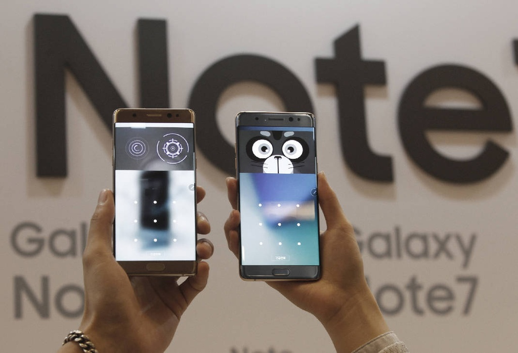 Samsung co mao hiem khi ban Galaxy Note 7 tan trang? hinh anh 2