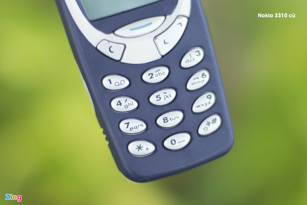 So sanh chi tiet 2 the he Nokia 3310 hinh anh 20