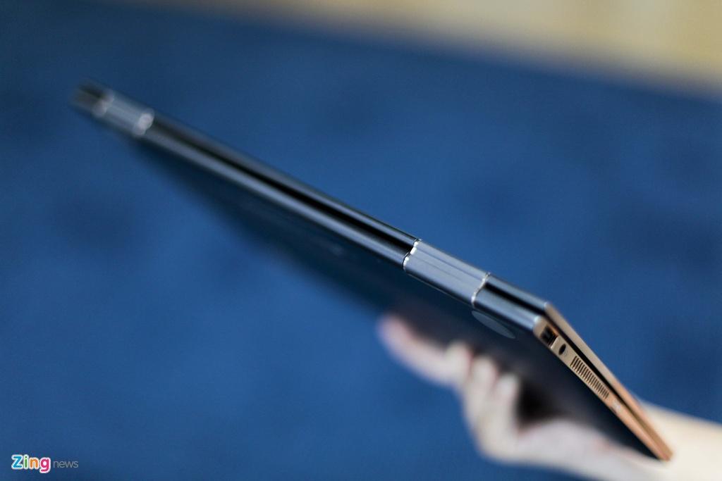 Trai nghiem laptop HP Spectre x360 man hinh gap 360 do hinh anh 7