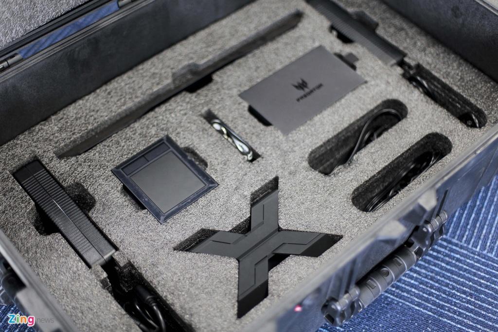 Sieu laptop Acer Predator 21X gia 230 trieu duy nhat tai VN hinh anh 3