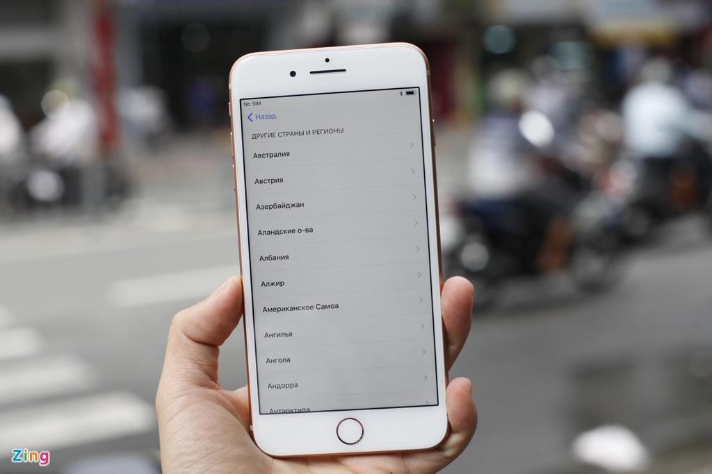 iPhone 8 dau tien ve Viet Nam gia tu 19,9 trieu dong hinh anh 11