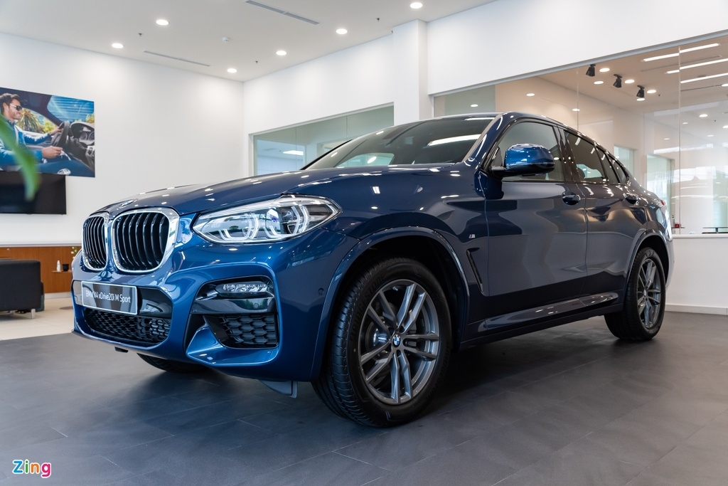 BMW X4 anh 1