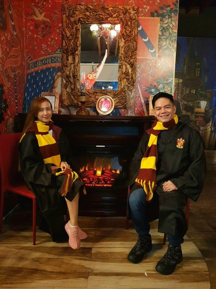 Tiem ca phe tua xu so Harry Potter o Philippines hinh anh 15