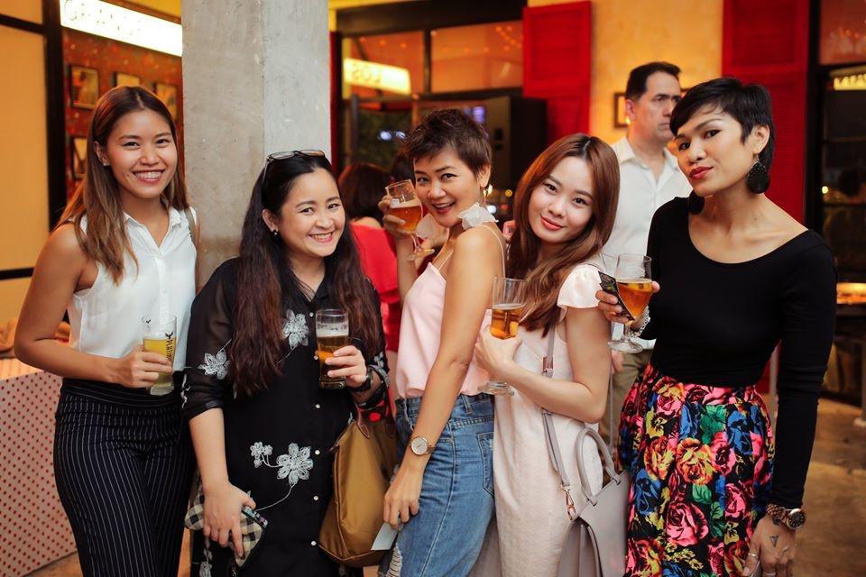 3 khong gian cuon hut de don Giang sinh tai TP.HCM hinh anh 24