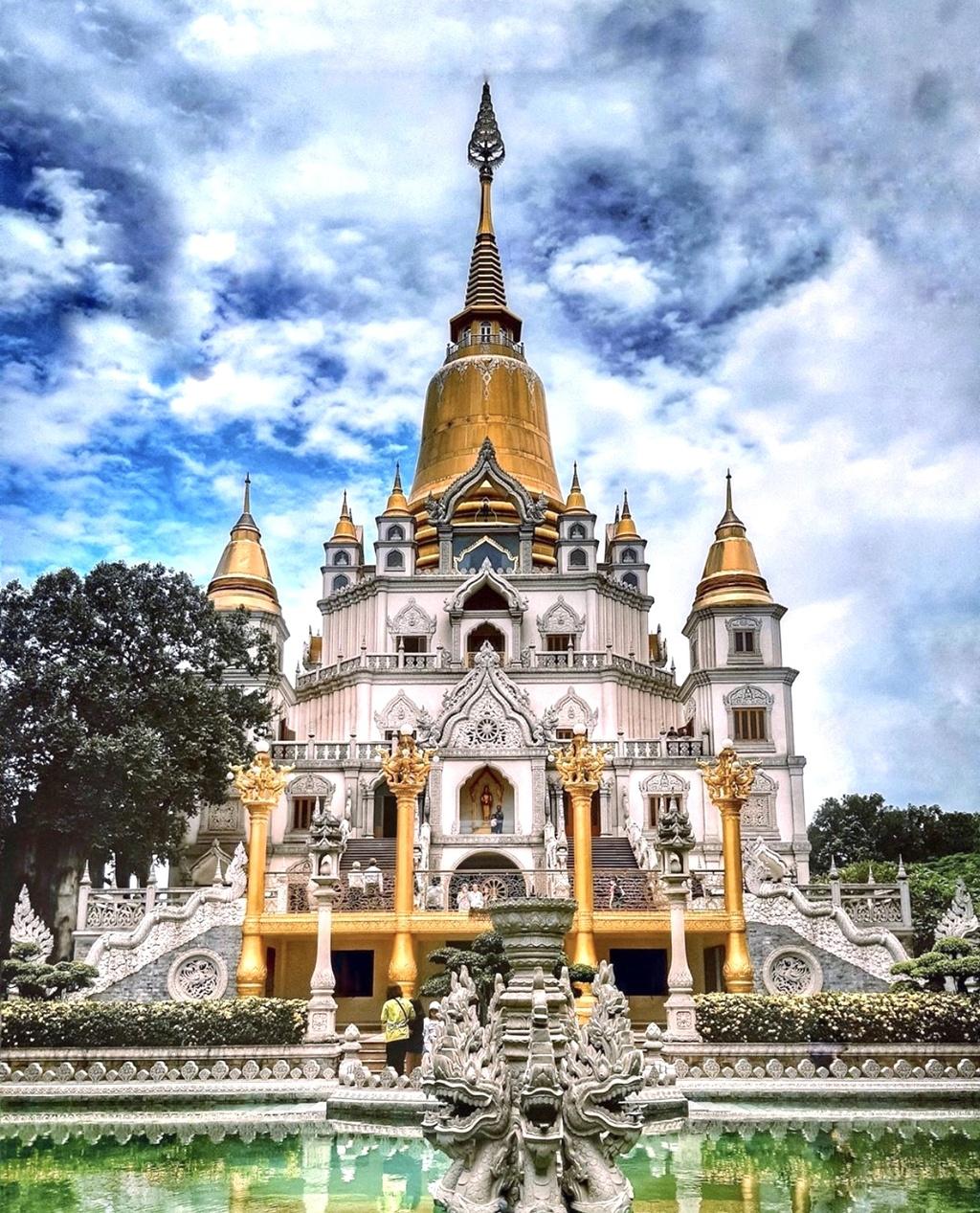 4 ngoi chua noi tieng, hut du khach check-in tai Viet Nam hinh anh 4 IMG_3539.jpg