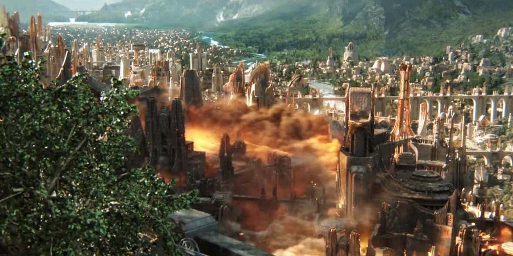 Nhung tinh tiet hap dan khong the bo qua trong 'Thor: Ragnarok' hinh anh 2