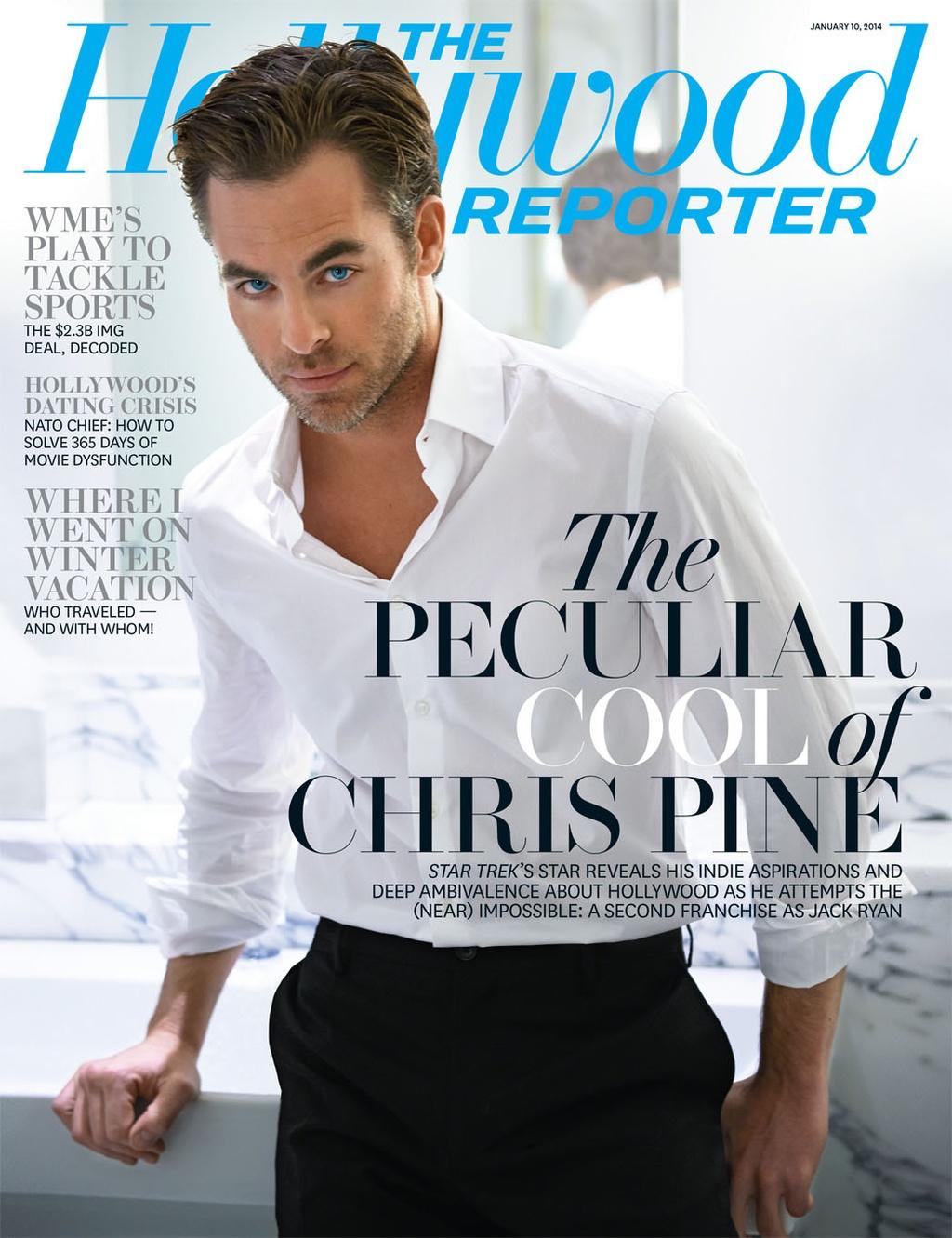 Chris Pine, nguoi dan ong khien trai tim 'Wonder Woman' tan chay hinh anh 16