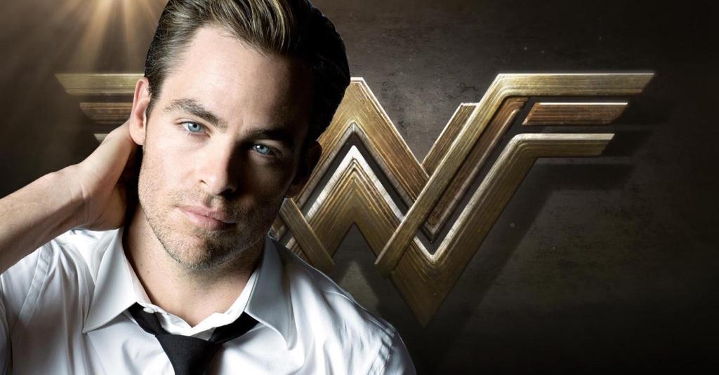 Chris Pine, nguoi dan ong khien trai tim 'Wonder Woman' tan chay hinh anh 2