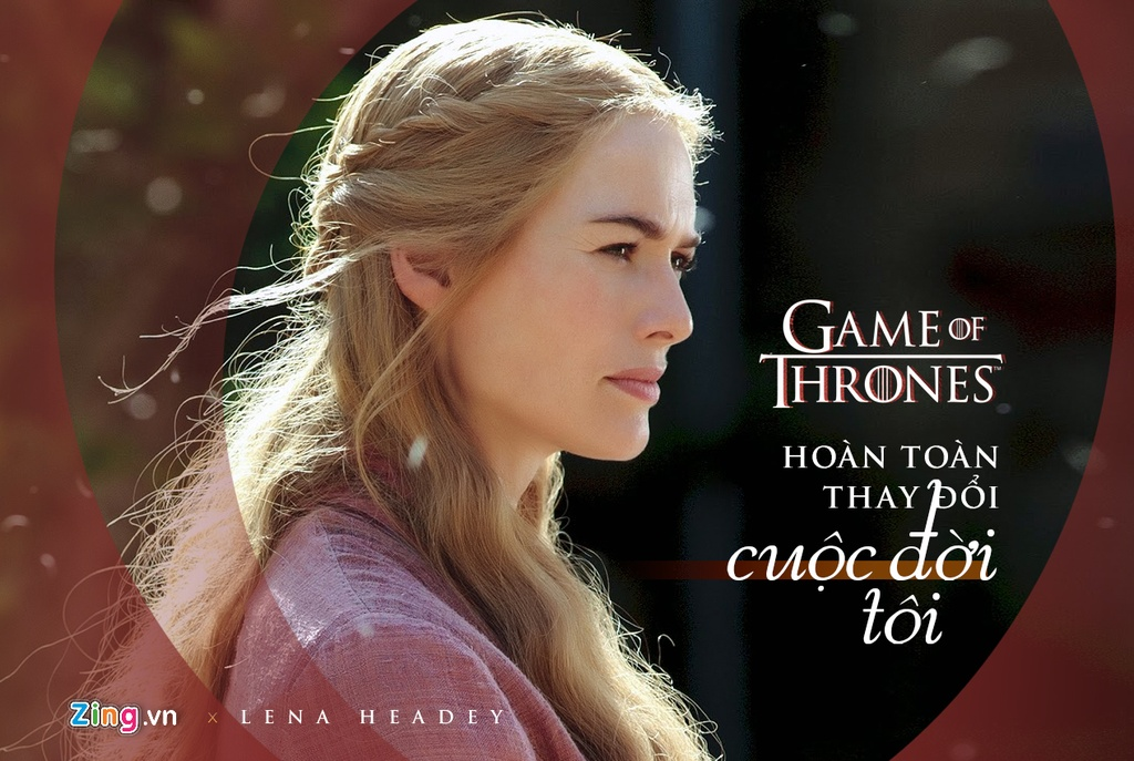 nu hoang Cersei trong Game of Thrones anh 2