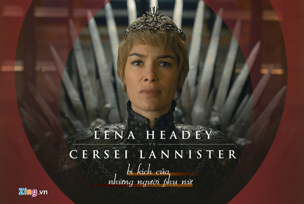 nu hoang Cersei trong Game of Thrones anh 3