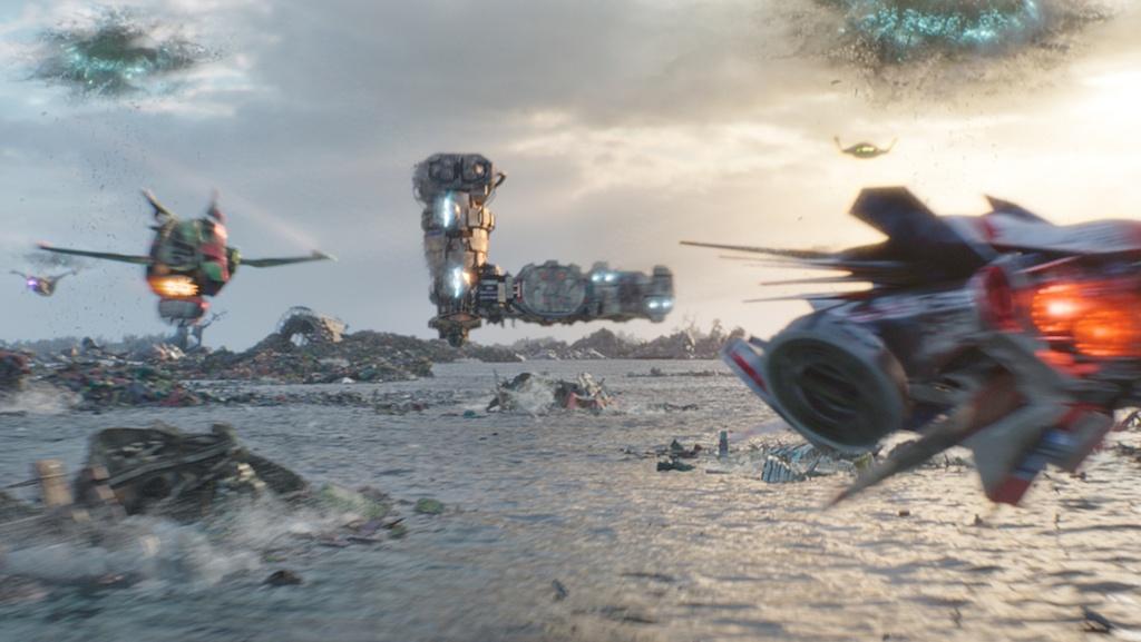 nhung dieu thu vi ve Thor: Ragnarok anh 4