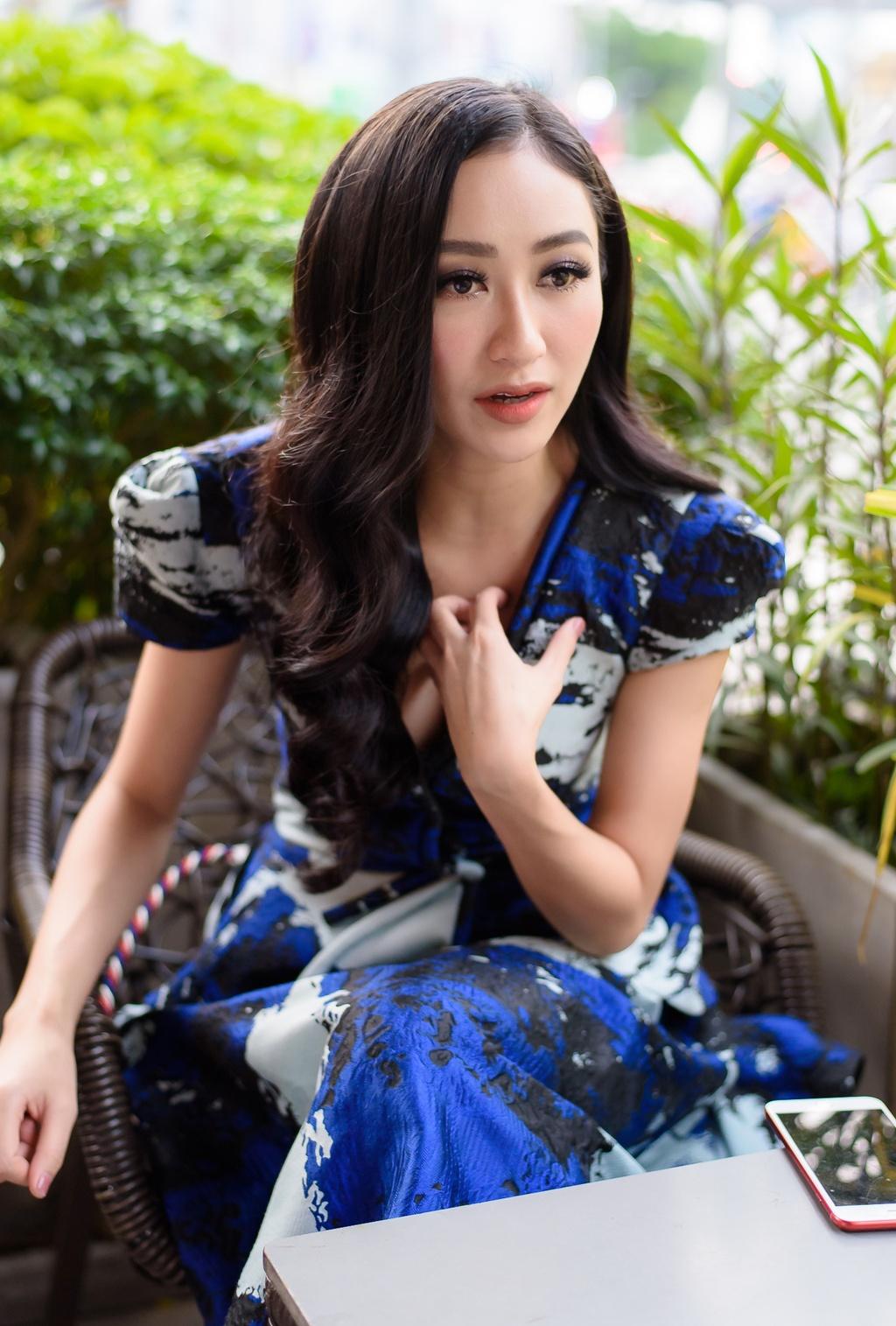 Ha Thu: 'Toi khong ung ho Tan Hoa hau Dai duong' hinh anh 6