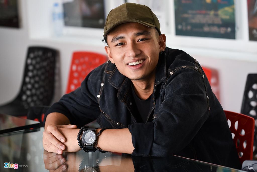 Huu Vi: 'Angela Phuong Trinh mang lai cho toi nhieu cam xuc dac biet' hinh anh 1