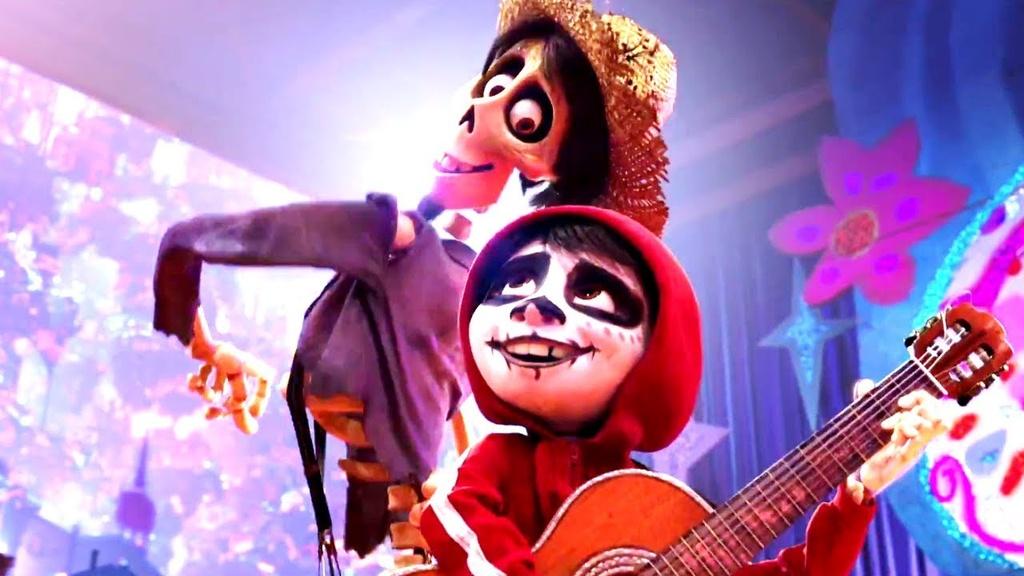 Nguon cam hung Mexico trong bom tan hoat hinh 'Coco' cua Pixar hinh anh 4