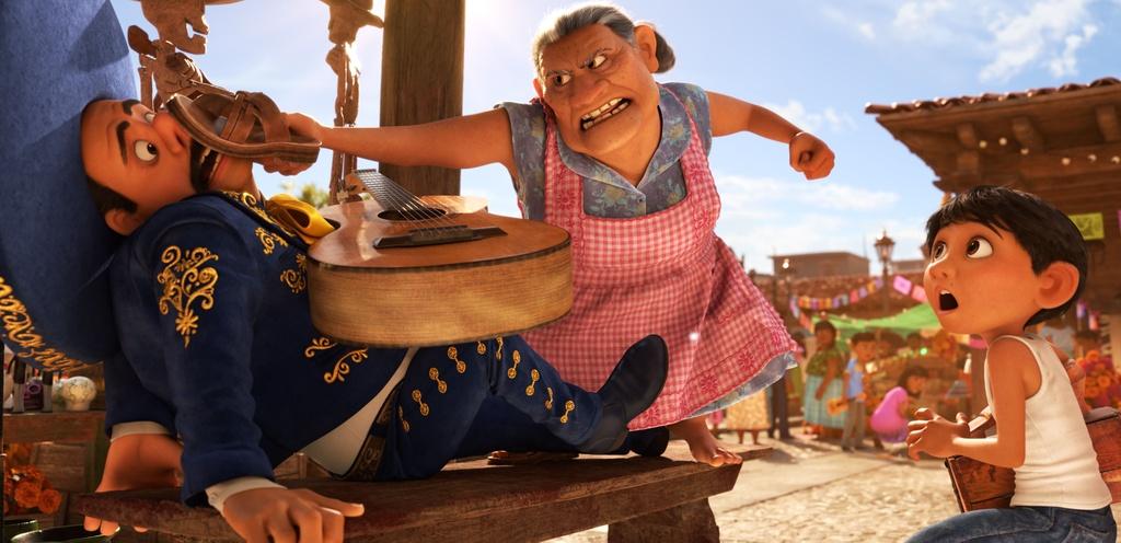 Nguon cam hung Mexico trong bom tan hoat hinh 'Coco' cua Pixar hinh anh 5