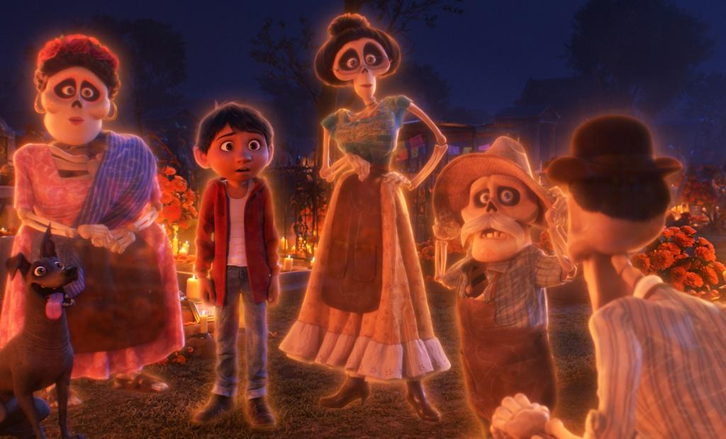Nguon cam hung Mexico trong bom tan hoat hinh 'Coco' cua Pixar hinh anh 2