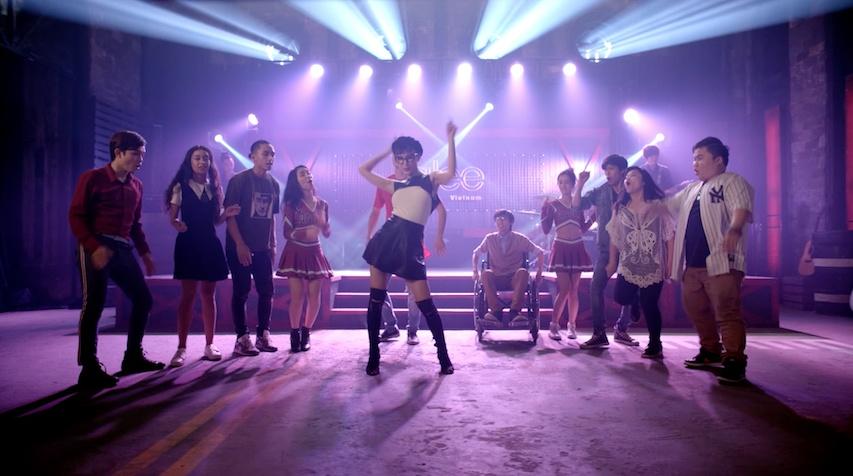 'Glee' tap 13: Dang Phuong phat hien bi Ha Quyen lua doi hinh anh 4
