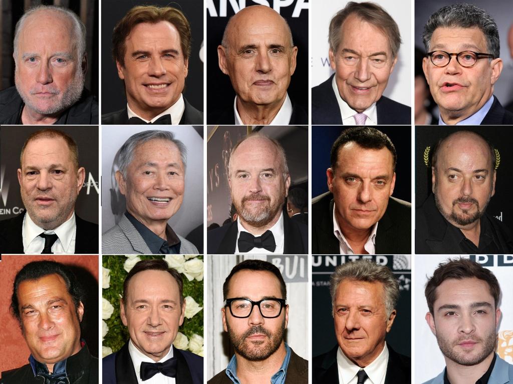 Lang giai tri Hollywood 2017: Be boi tinh duc lan rong hinh anh 2