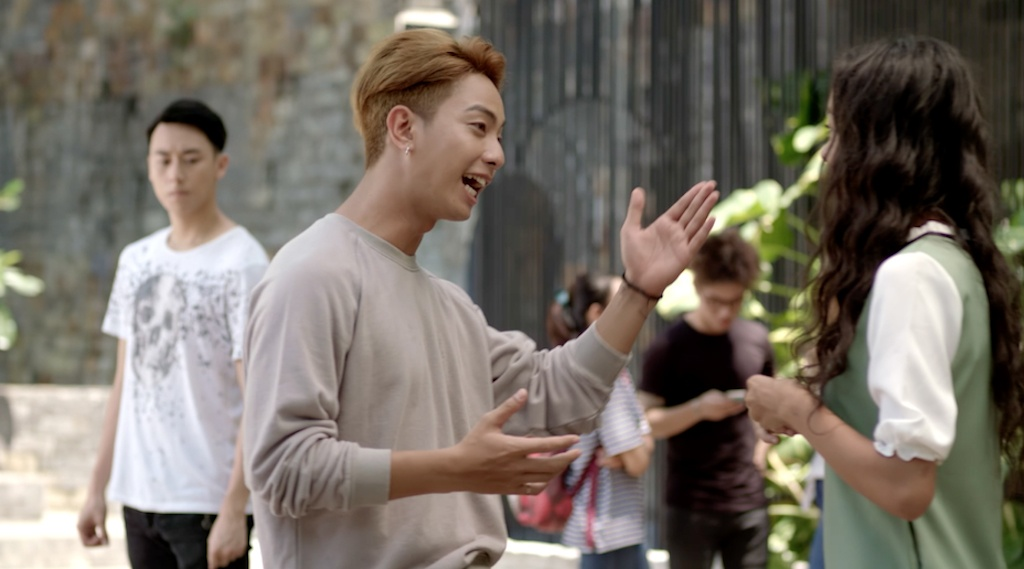 'Glee' tap 18: Rocker Nguyen noi con ghen voi Vo Dinh Hieu hinh anh 1