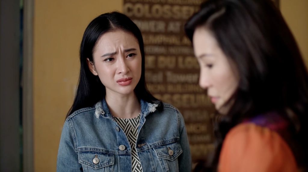 'Glee' 19: Angela Phuong Trinh dau kho khi bi bat cho con nuoi hinh anh 1