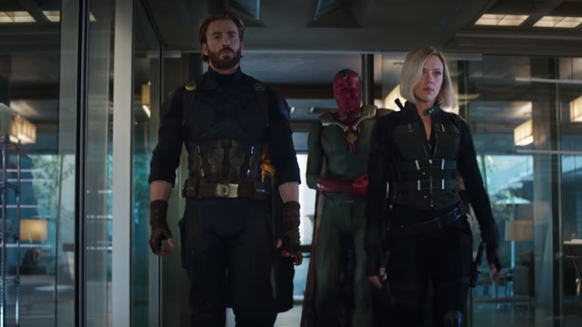 Cac chi tiet dat gia trong trailer moi cua 'Avengers: Infinity War' hinh anh 5